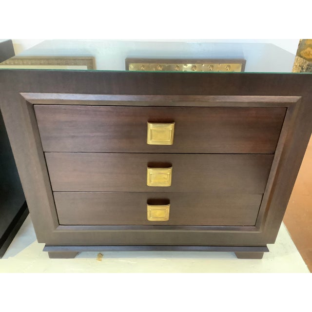 Art Deco Chests, a Pair, Futurama For Sale - Image 4 of 13
