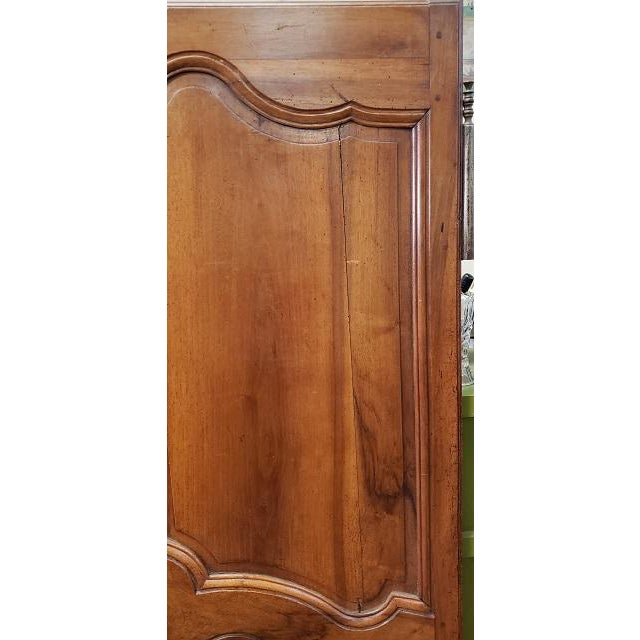 Mid 19th Century Pair of Mid 19th Century French Walnut Door Panels C.1850s For Sale - Image 5 of 13