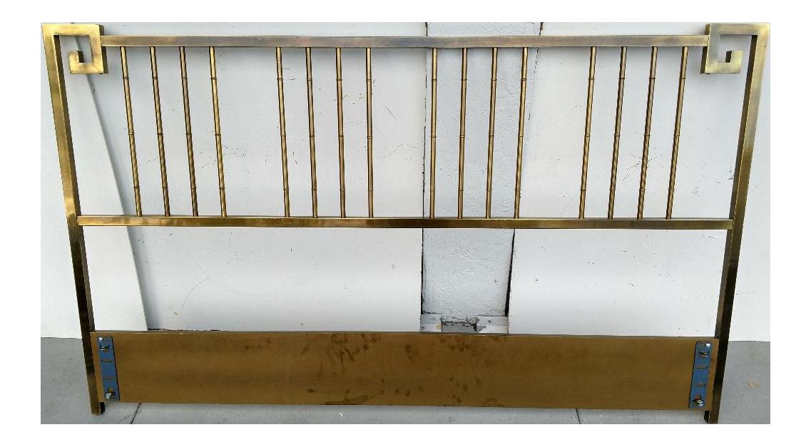 Vintage Used Metal Headboards Chairish