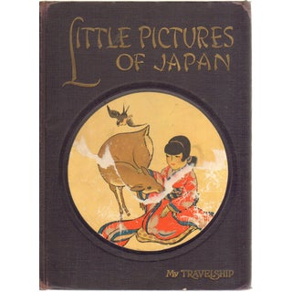 Little Pictures of Japan Book
