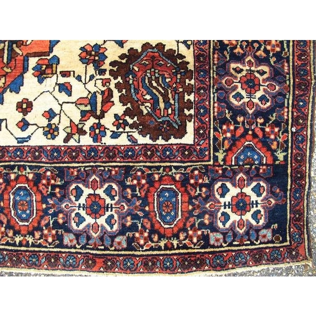 Mid 19th Century 19th Century Fereghan Sarouk Rug For Sale - Image 5 of 10
