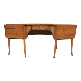 Demi Lune Cocktail/Hunt Table For Sale