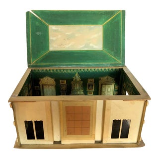 Maquette / Model of Drawing Room for Heinz Family by Maison Jansen For Sale