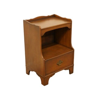 "Kindel Grand Rapids Solid Cherry 20"" Nightstand For Sale"