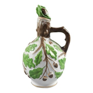 Russian Imperial Lomonosov Decanter For Sale