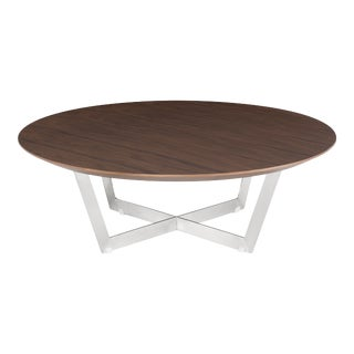 Dixon Coffee Table In Walnut For Sale