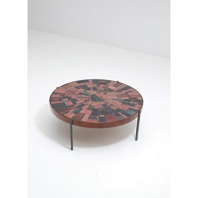 ROGIER VANDEWEGHE AMPHORA COFFEE TABLE - Image 4 of 9