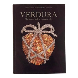 2002 Verdura, the Life and Work of a Master Jeweler, Patrica Corbett Book For Sale