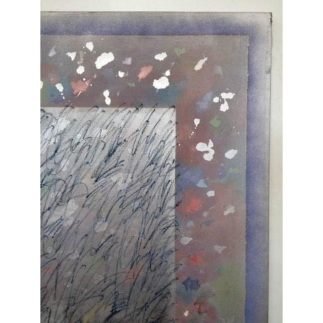 Gerald Campell Abstract Painting For Sale - Image 5 of 6