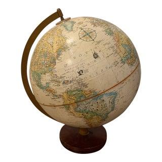 Repogle Globemaster Globe on Wood Base For Sale