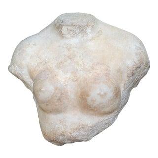 Roman Marble Nude Torso of Venus For Sale