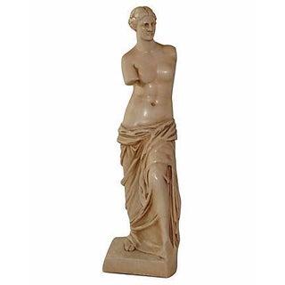 Nude Venus Chalkware Sculpture
