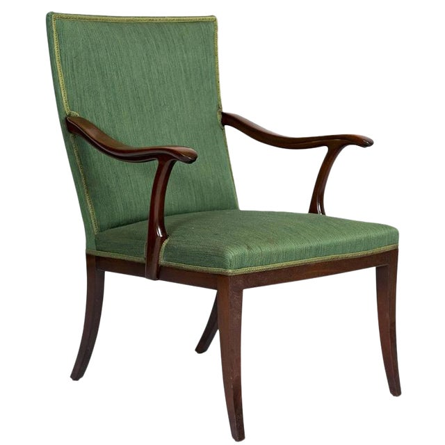 Frits Henningsen Lounge Chair - Image 1 of 10