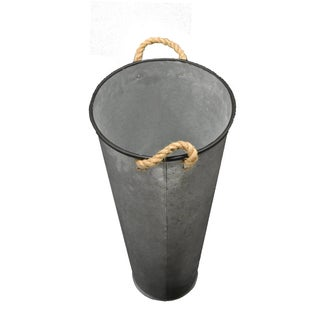 Large Iron Flower Pot Preview