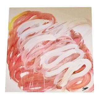 Original Acrylic Painting by J. Popolin