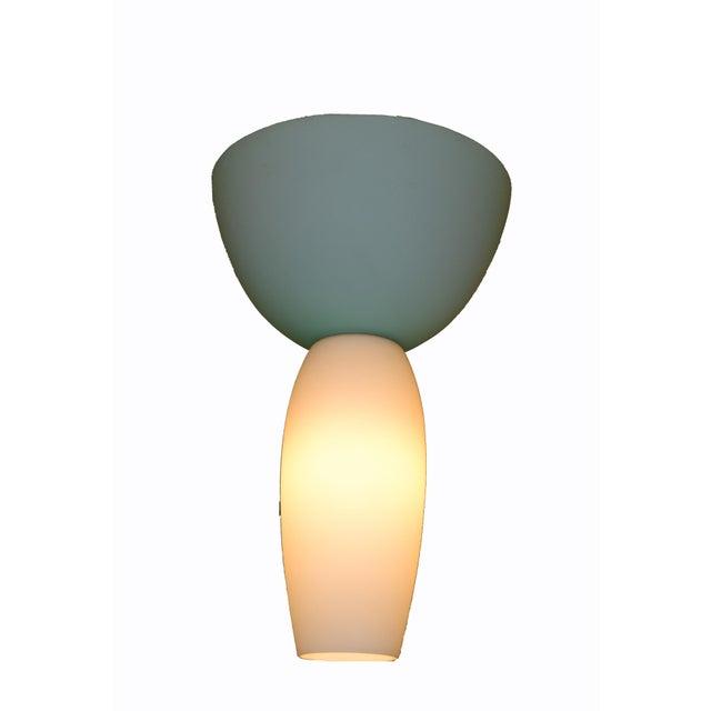 1990s Rodolfo Dordoni Musa Murano Pendant Light for Artemide, Italy For Sale - Image 5 of 10