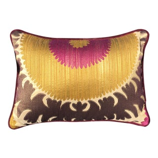 Donghia Suzani Pillow For Sale