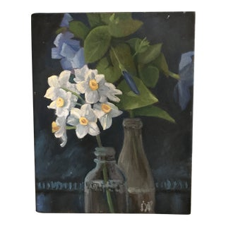 Contemporary Still Life Painting For Sale