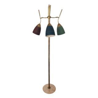 Vintage Standing Lamp For Sale