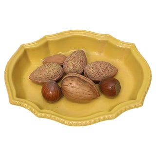 Mid-Century Trompe l'Oeil Bowl of Nuts