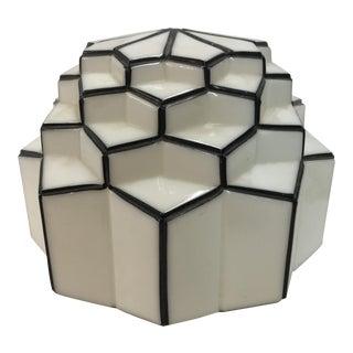 Art Ceiling Globe Skyscraper Fixture For Sale