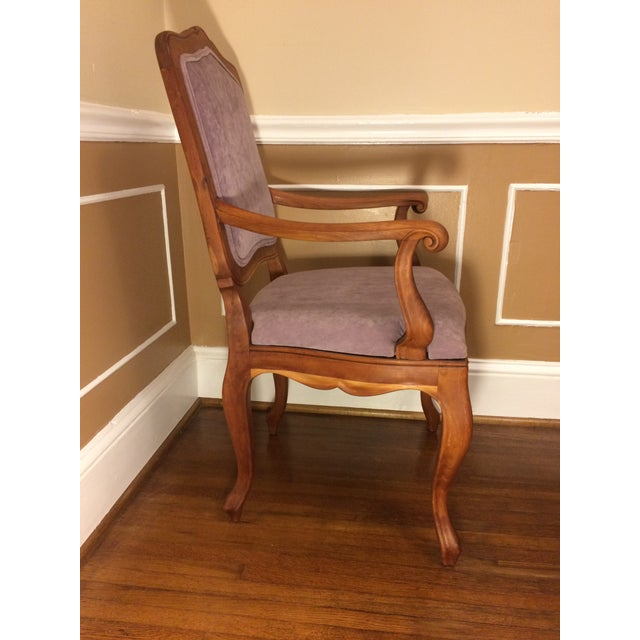 1990s 1990s Vintage Baker Chair For Sale - Image 5 of 11