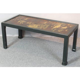 Chinoiserie Lacquered Cocktail Table Preview