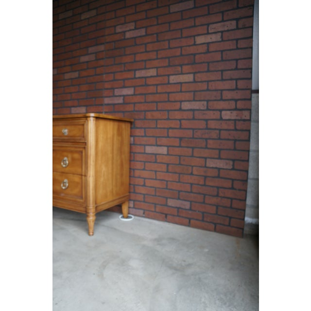 20th Century French Provincial Henredon Dresser For Sale - Image 9 of 12