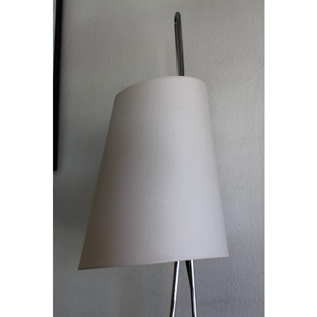 Italian Floor Lamp by Italiana Luce For Sale - Image 3 of 7