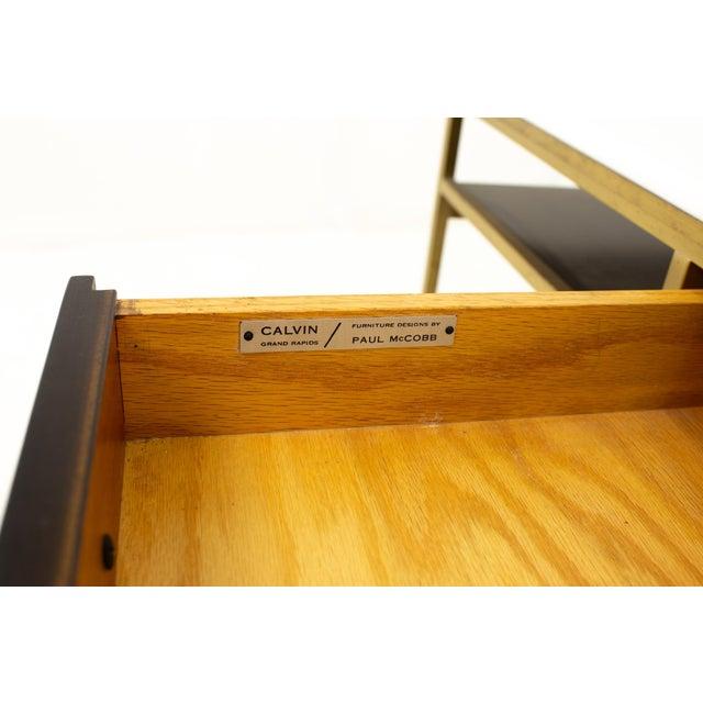 Paul McCobb Mid Century Bar Cart For Sale - Image 9 of 10