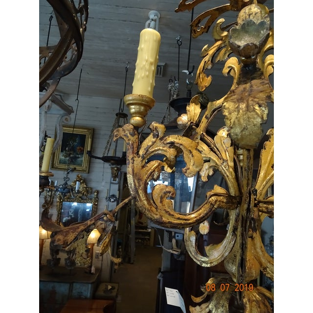 17th Century Venetian Chandelier For Sale - Image 10 of 12