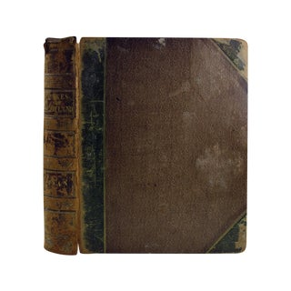 Lakes of Scotland 1834 Book For Sale