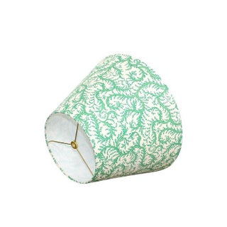 Vine Green Tapered Lamp Shade Preview