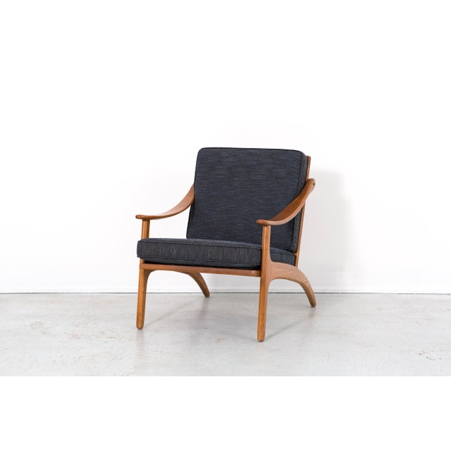 Lounge Chair by Hovmand Olsen For Sale - Image 10 of 10