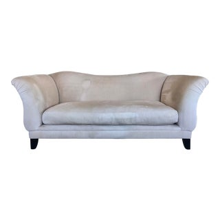 Extremely Comfortable Marge Carson Sofa For Sale