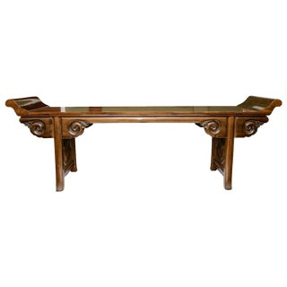 Oversize Altar Table For Sale