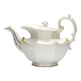 19th Century English Victorian Teapot