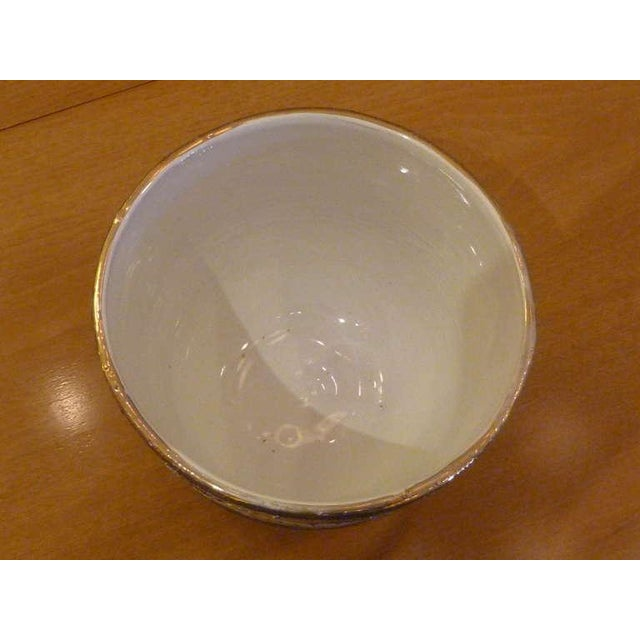 Large Modernist Aldo Londi Pottery Bowl For Sale In Miami - Image 6 of 8