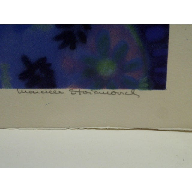 Limited Edition Signed Print Ghosts at Night Lucelle Stoisicord - Image 6 of 6