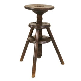 Image of Rustic Counter Stools