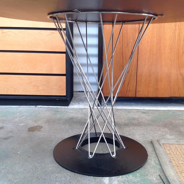 Noguchi for Knoll Cyclone Dining Table For Sale In San Francisco - Image 6 of 7