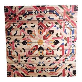 "Parvez Taj ""Kasbah"" Moroccan Wood Print For Sale"