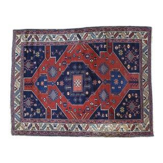 1930s Leon Banilivi Antique Caucasian Rug For Sale