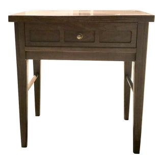 Stanley Wood Side Table For Sale