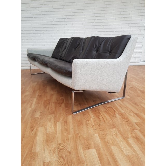 1970s 1970s Vintage Danish Designed Midtcentury Sofa For Sale - Image 5 of 13