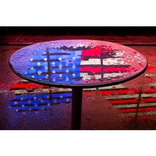 """Contemporary """"America"""" Photograph by John Manno For Sale"""