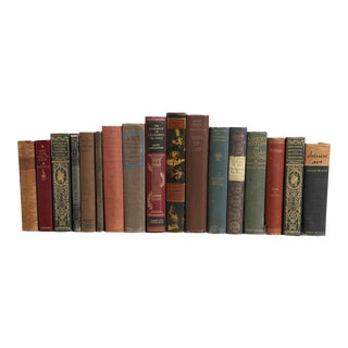 Art History of the World Vintage Book Collection - Set of 17