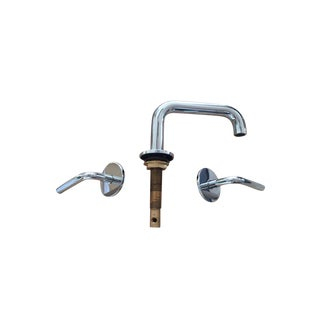 Chrome Waterworks Faucet