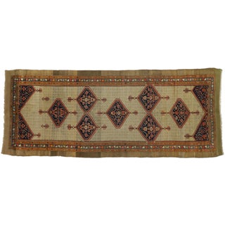 Antique Persian Malayer Gallery Rug With Arts and Crafts Style - 06'06 X 16'03 Preview