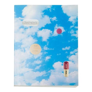 Damien Hirst Pharmacy Catalog with 2 Sticker Sheets, 2004
